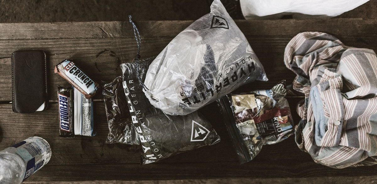 03: STUFF SACKS + PODS