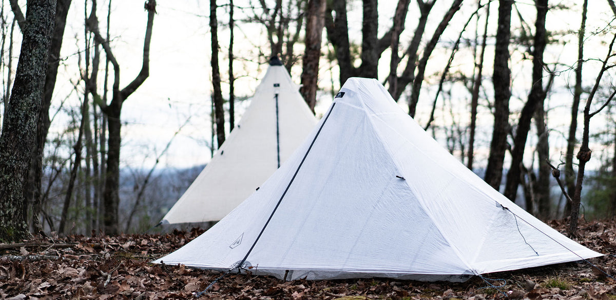 04: ULTRALIGHT<br>TENTS + SHELTERS