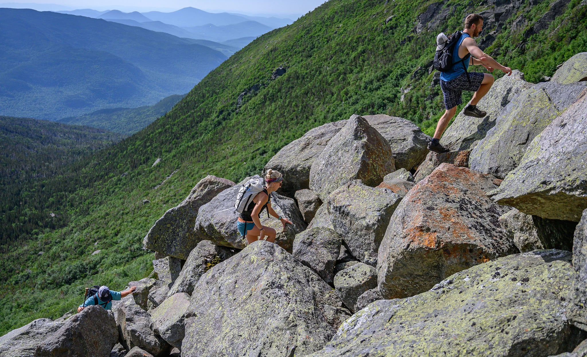 A Great Cause to Climb For: Seeking the Peak on Mount Washington