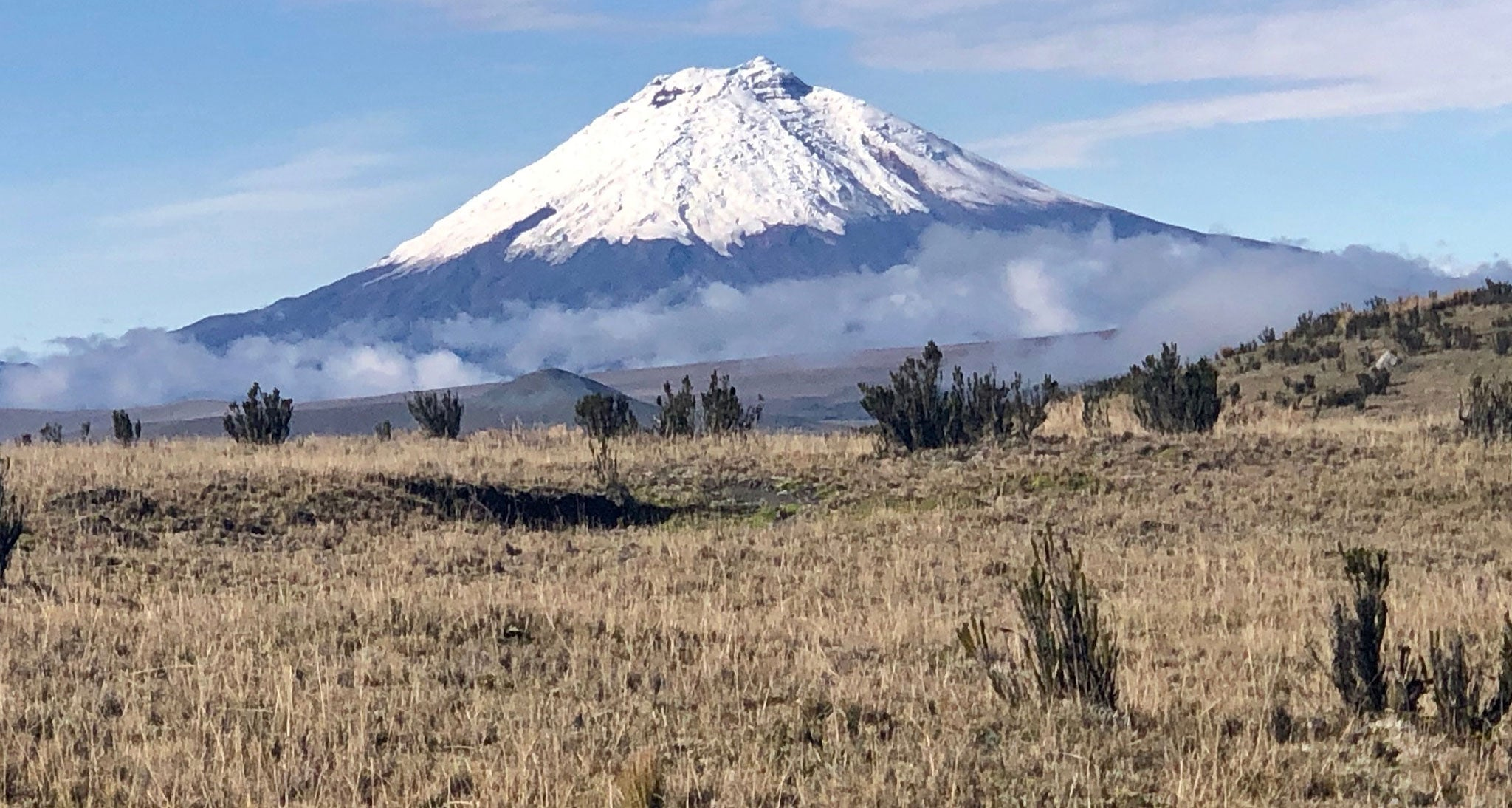 High Andean Adventures in Ecuador
