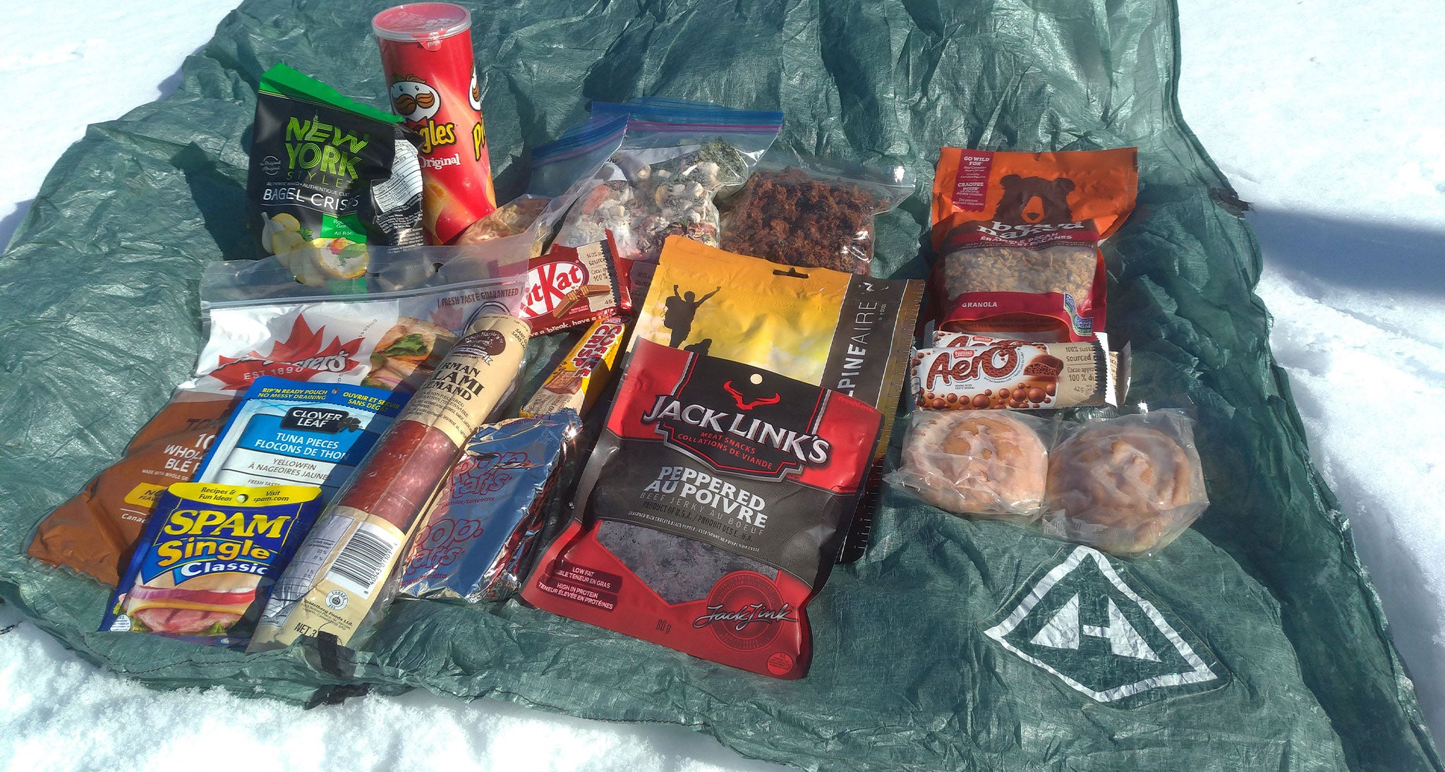 Keep Your Feet on the Gas: How to Resupply Like a Champ on a Thru Hike, part 1