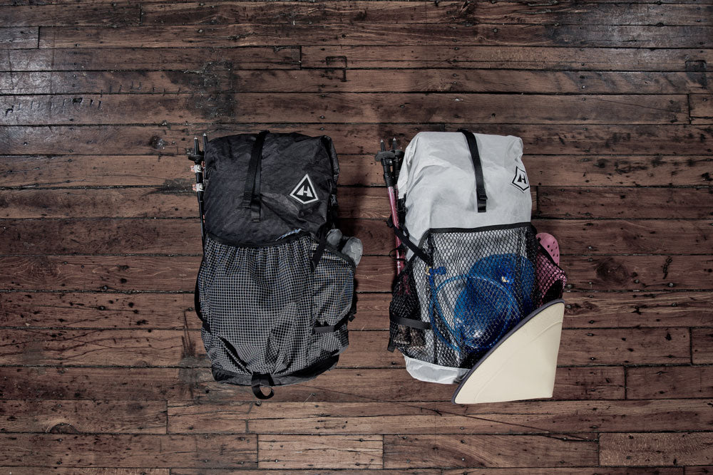 ultralight gear for appalachian trail thru hikes 3400 black southwest pack which i am