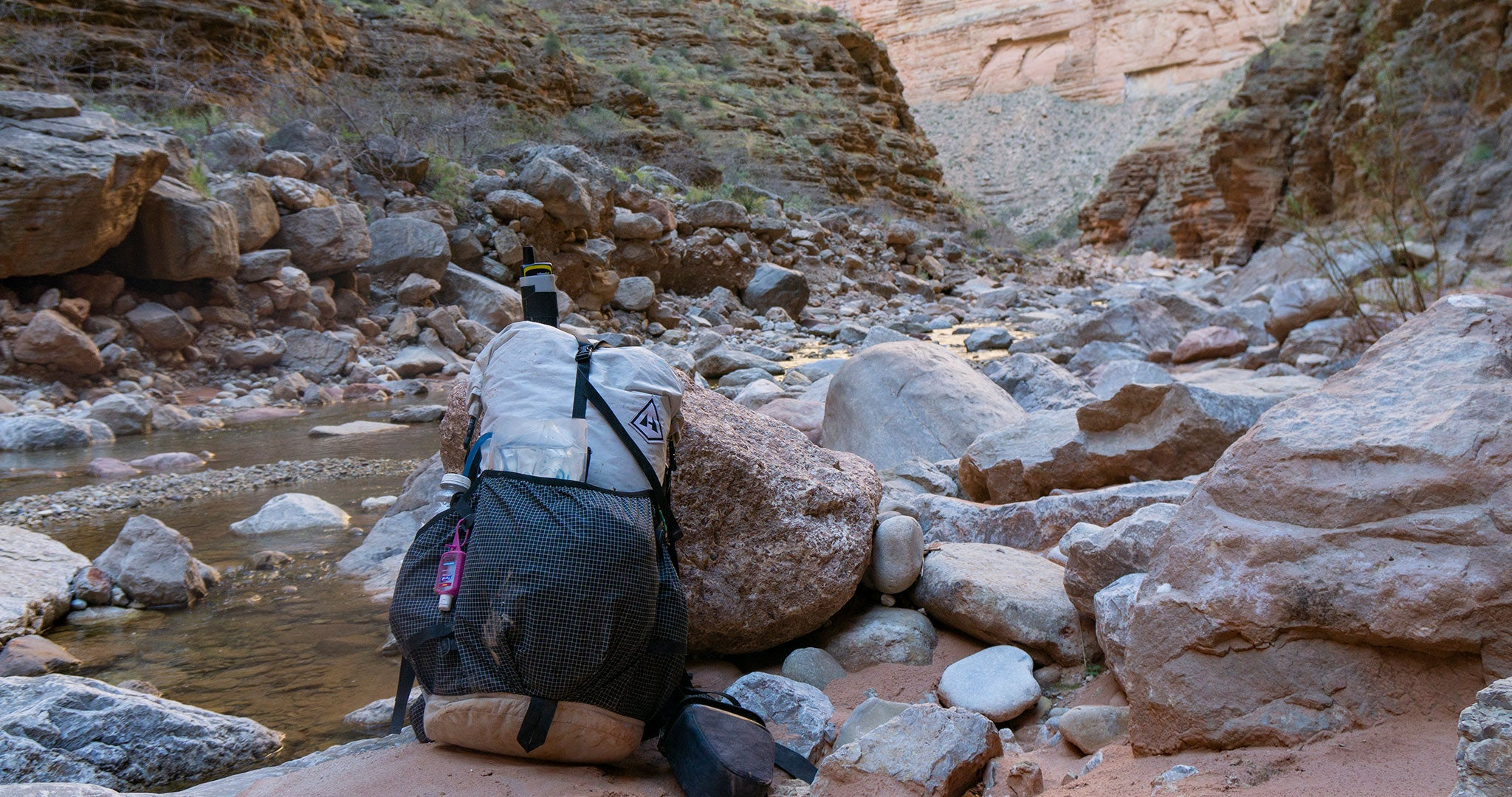 Long-Distance, Lightweight Thru Hiking Gear List (for the Grand Canyon)