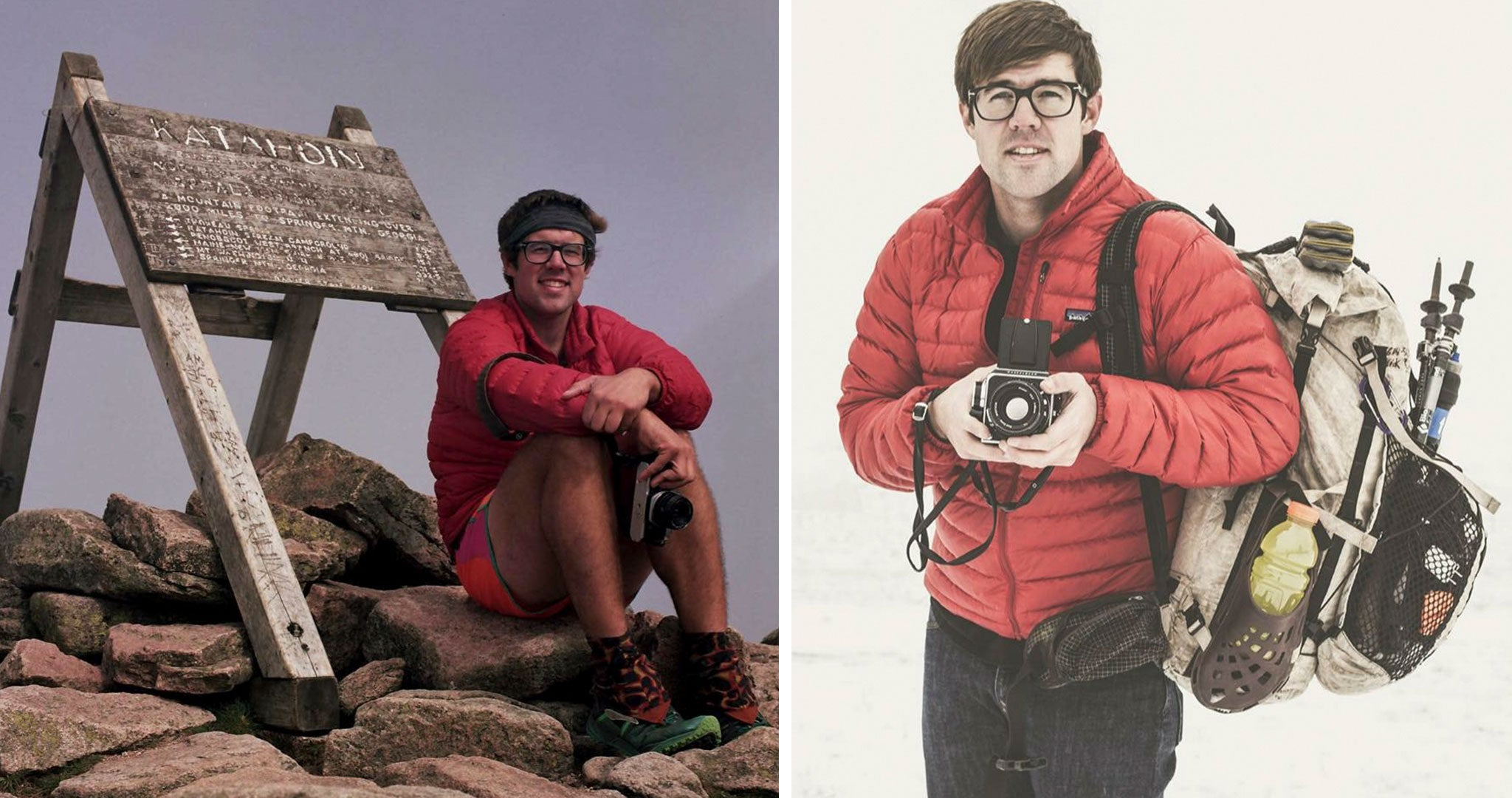 "Thru Hiking and Photography: Passions Collide on the Trail For Nick ""Click"" Reichard"
