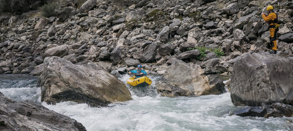 Whitewater Packrafting 101: 10 Things You Need to Know to Paddle Safe + Strong