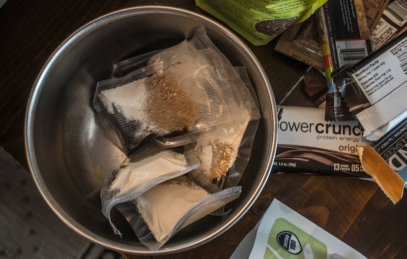 Ultralight Backpacking Food Prep For Extreme Thru Hikes