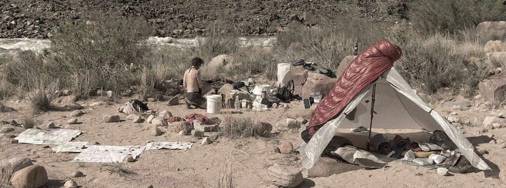 Maps, mids and camping deep in the Grand Canyon backcountry.