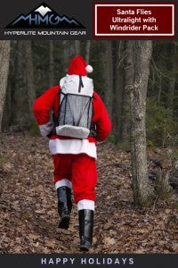 Happy Holidays from Hyperlite Mountain Gear
