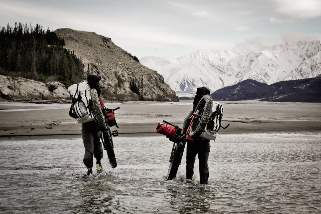 Oh, Canada: Fat Rafting Kluane National Park
