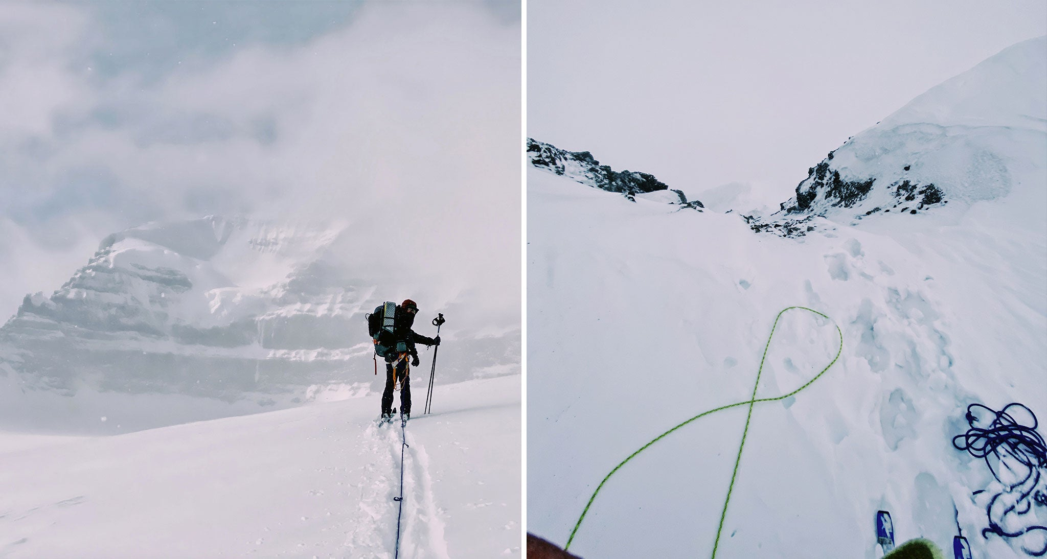 Feelin' F.A.B. - Extreme Nordic Skiing on the Alaska Mountain Wilderness Ski Classic
