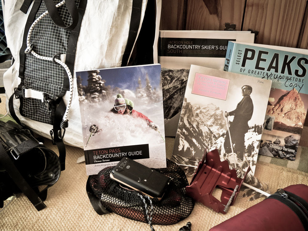 Teton Pass Backcountry Guide