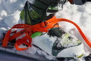 Ski/Pole Straps are a great backcountry repair kit tool.
