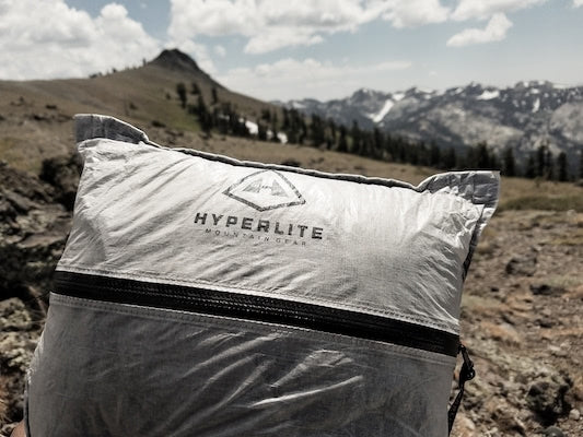 Hyperlite Mountain Gear Stuff Sack Pillows