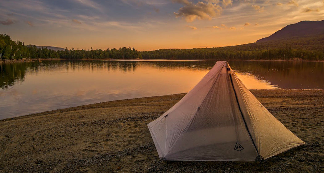 UltaMid 4 Ultralight Pyramid Tent