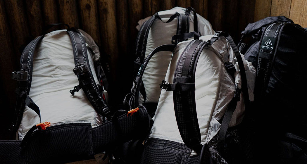 Prism Collection: Ultralight Alpine Climbing Pack + Accessories