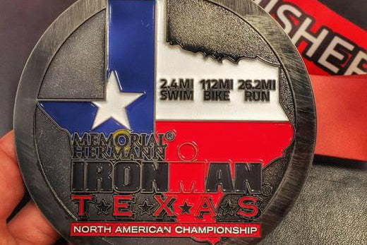 LEARNING FROM FAILURE AT IRONMAN TEXAS