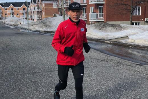 Marc Corcoran, Run Coach : Our Health is the Priority