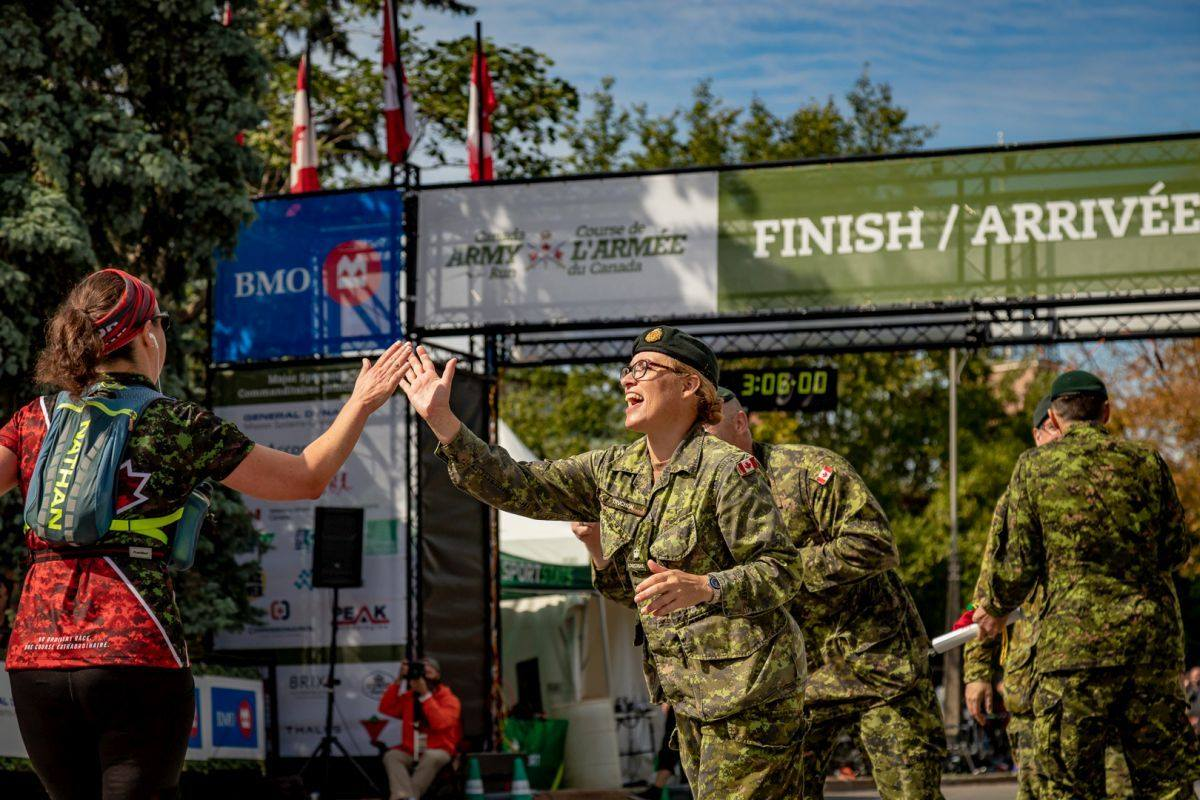Canada Army Run Nutrition Guide