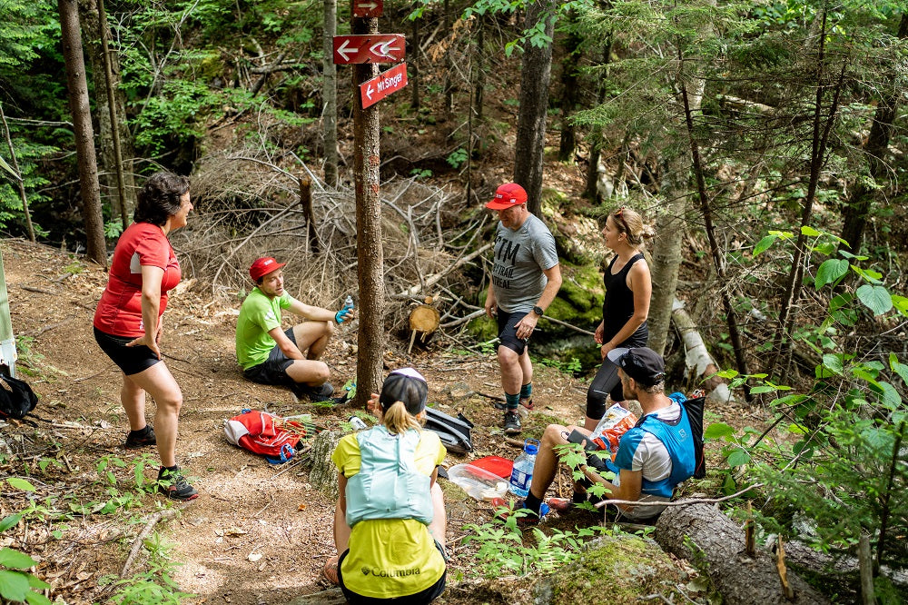 Trans Estrie FKT Attempt