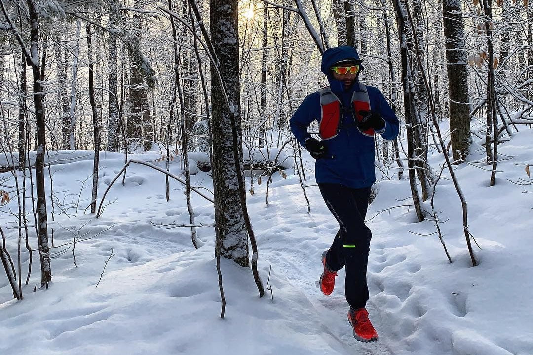 Nutrition and Hydration for Winter Running