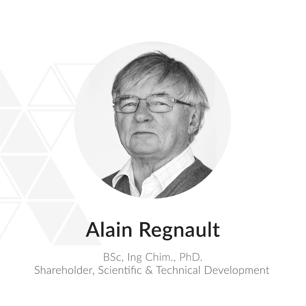 Alain Regnault Scientific and Technical Director at xact nutrition