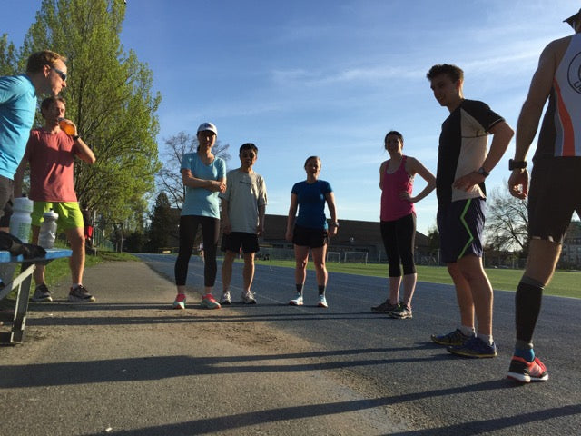 Lions Gate road runners is one of Vancouver's historic run clubs