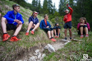Photo: Salomon Running