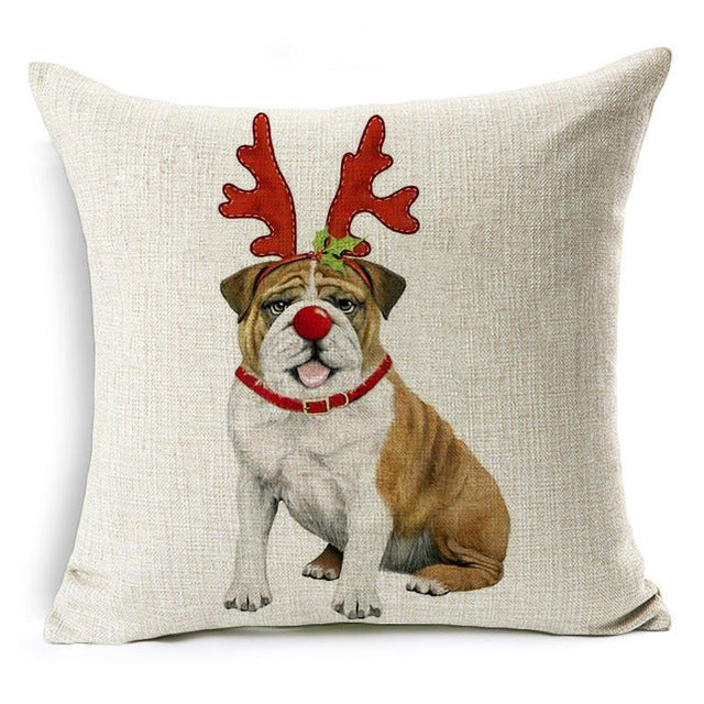 Christmas Pillow Model: D