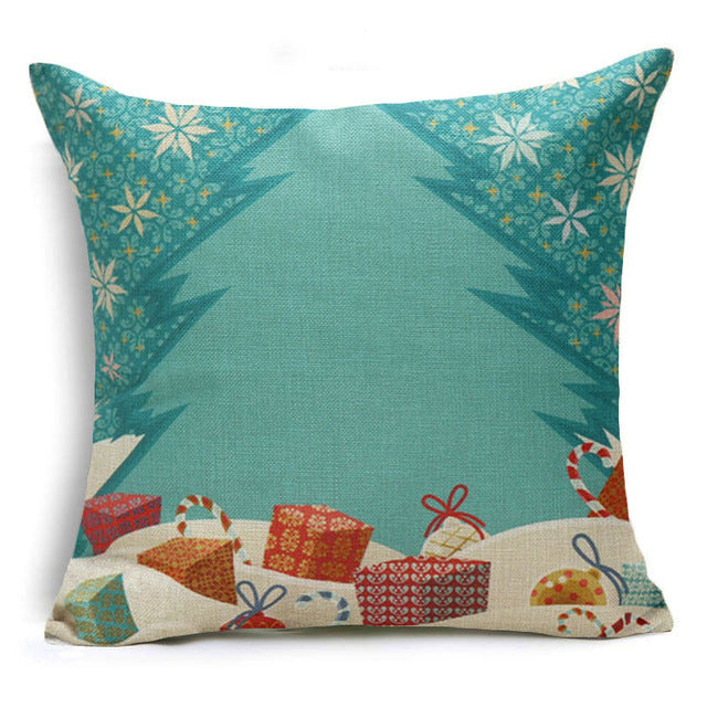 Cushion Cover Merry Christmas! Model: H