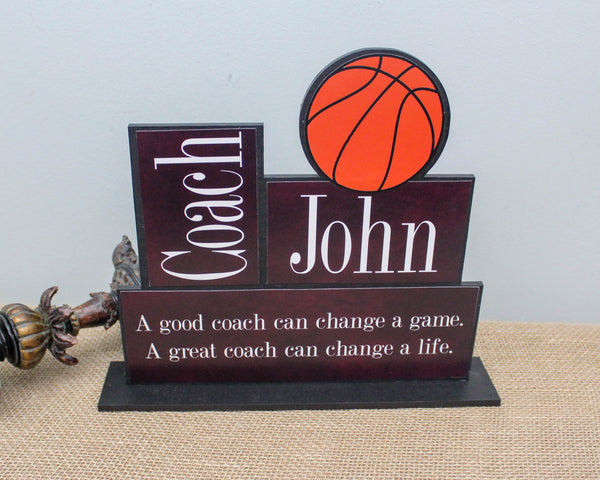 Wrestling Coach Gift