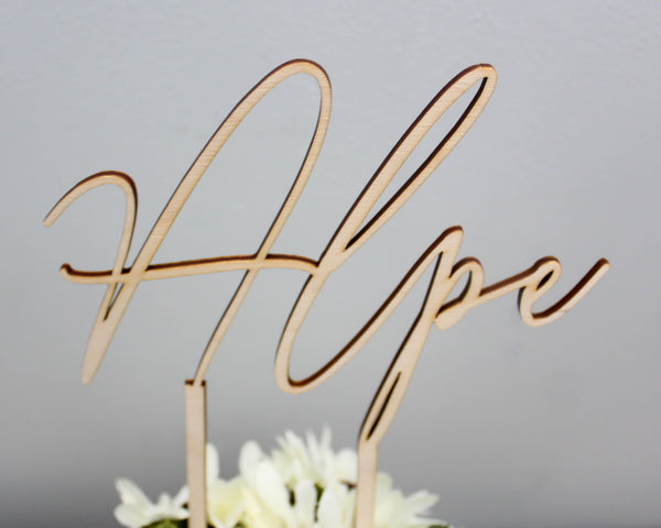 Family Name | Cake Topper