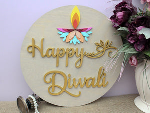 Happy Diwali Decor