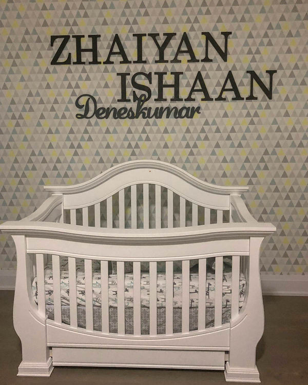 name letters for boys room decor