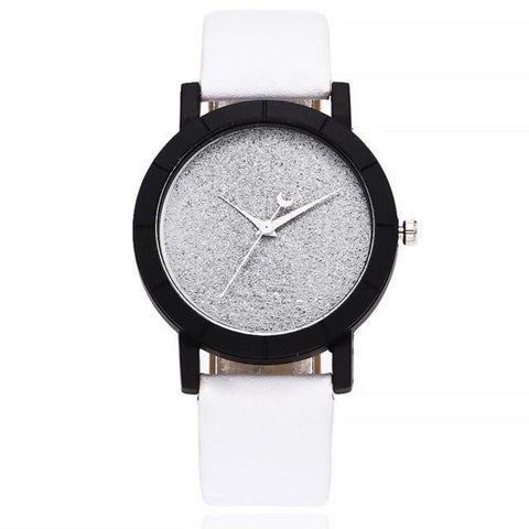 Vansvar Relojes mujer 2017 Leather Wristwatch Bracelet Quartz watch Woman Casual Watches Clock Female Relogio Feminino #921