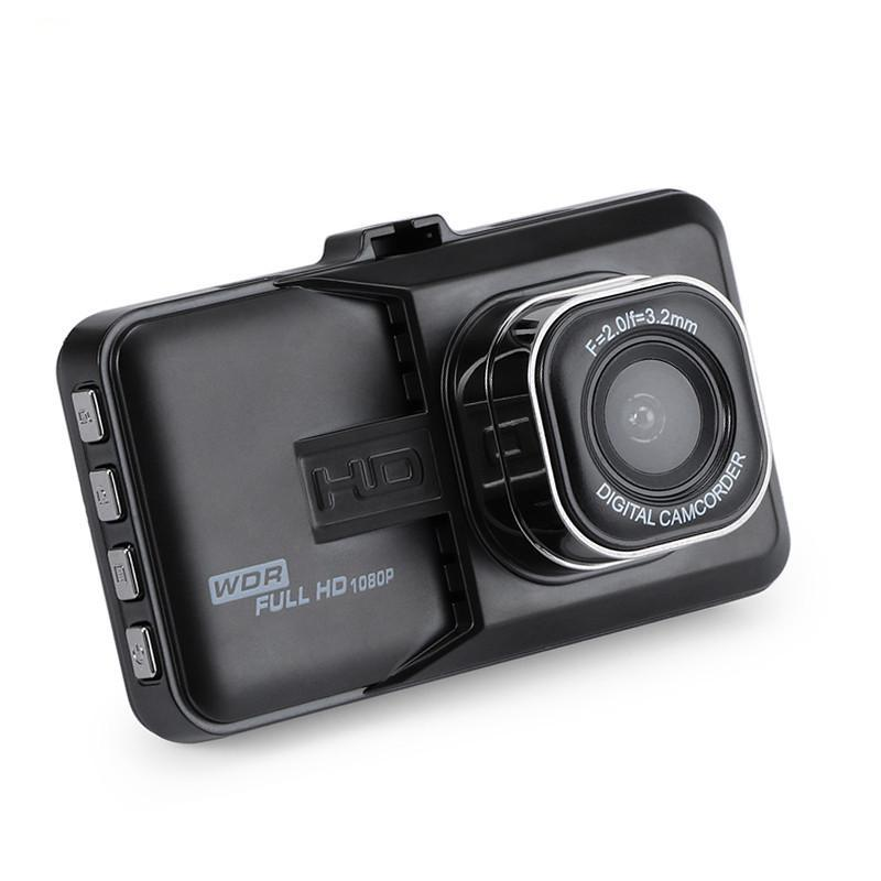 Car DVR Dash Cam - 1080p FHD With Night Vision and Motion Detection