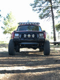 Jeep XJ TTB Conversion