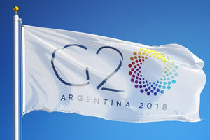 Cryptocurrency Market On The Green – G20 Puts Crypto Regulation On Hold