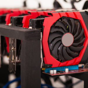 Report: Crypto Miners Bought 3 Million GPUs Last Year