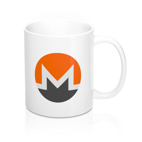 Monero Coffee Mug - CryptoANTEG.com