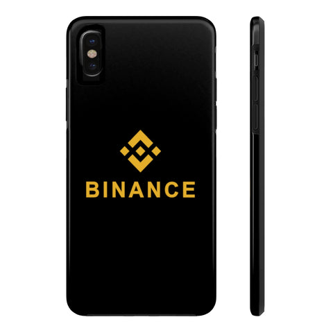 Binance iPhone Case