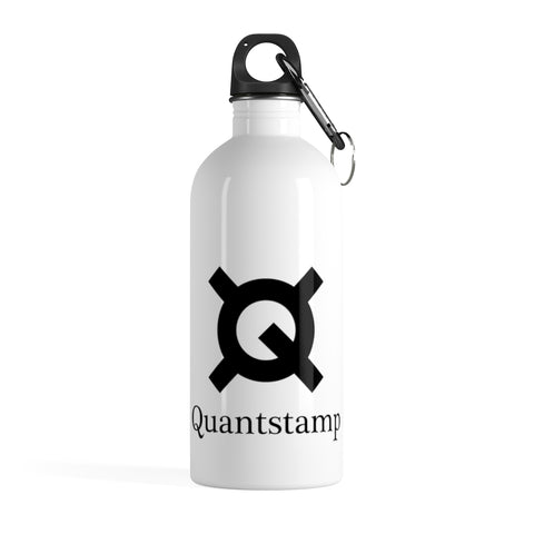 Quantstamp Stainless Steel Water Bottle - CryptoANTEG.com