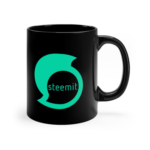 STEEMIT Coffee Mug - CryptoANTEG.com