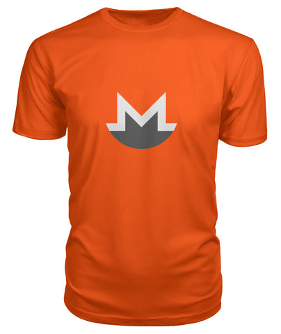 Monero T-Shirt - CryptoANTEG.com