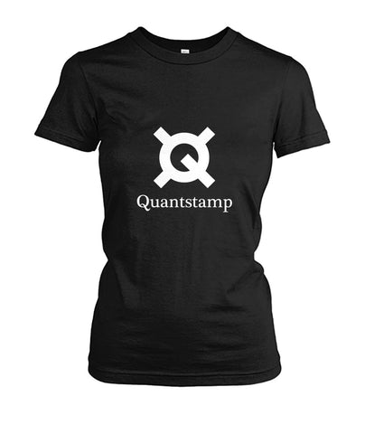 Quantstamp Women T-Shirt - CryptoANTEG.com