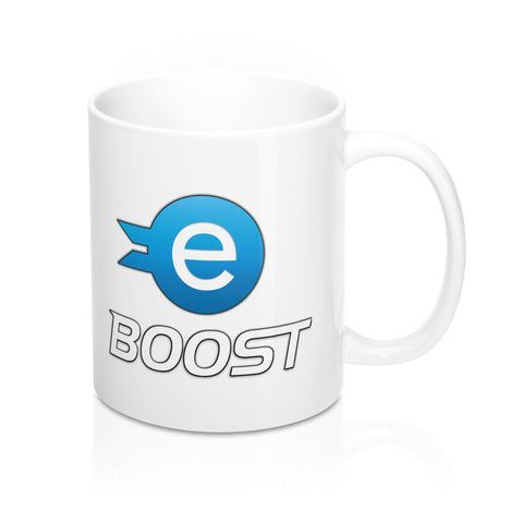 eBoost Coffee Mug - CryptoANTEG.com