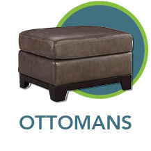 Shop Living Room Ottomans