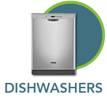 Shop Appliance Dishwashers