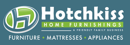 Hotchkiss Home Furnishings, A Friendly Family Business specializing in Furniture, Mattresses, Appliances and more.
