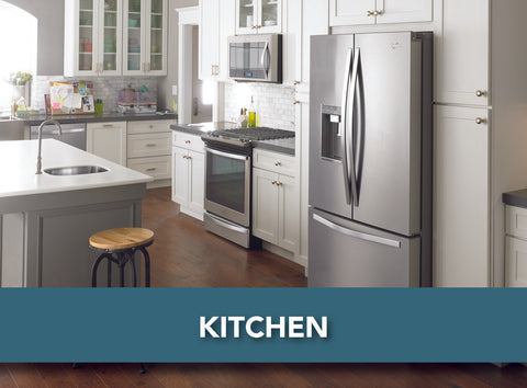 Browse Kitchen Appliances and Furniture