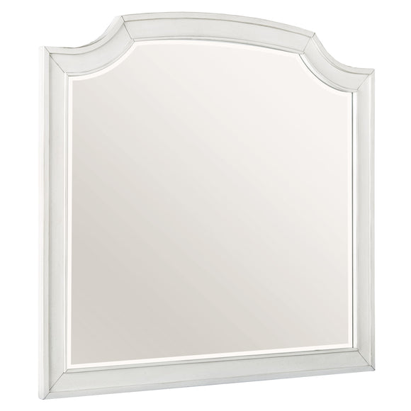 Nashbryn Bedroom Mirror - Whitewash